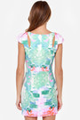 Aquamarine LuLus Dresses
