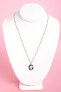 Black Lu Lus Necklaces