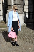 Monochrome & Pastels with Culottes and Baby Blues