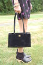Black-shop-hallelu-dress-vintage-furla-purse-seychelles-shoes