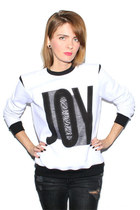 JOY SWEATSHIRT by MINTFIELDS