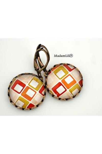 MadamLili earrings