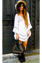 Chloe bag - lita Jeffrey Campbell shoes - Topshop dress