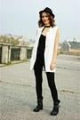 White-sheinside-vest