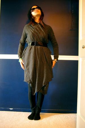sweater - Zara purse - Target socks
