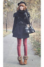 Deichmann-shoes-jane-norman-coat-ginatricot-pants