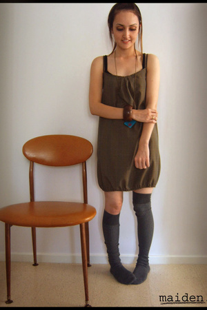Maiden dress - Maiden accessories - Sportsgirl socks