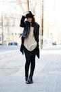 Black-chelsea-wedges-h-m-boots-black-denim-jeans-h-m-jeans-black-zara-hat-