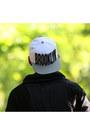 Black-snapback-mitchell-ness-hat-black-pyrex-vision-shorts