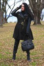 Black-labelshoescom-boots-black-bebe-coat