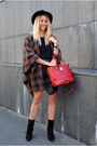 Black-lovelyshoes-dress-ruby-red-my-own-design-cape