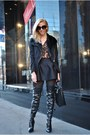 Black-sheinside-coat