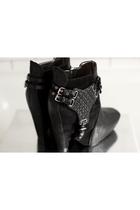 black sam edelman boots
