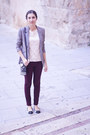 Crimson-primark-jeans-charcoal-gray-bershka-blazer-black-accessorize-bag
