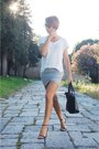 Black-parfois-bag-wrap-skirt-sunglasses-heather-gray-basic-pull-bear-skirt