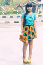 Patterned-gift-skirt-beaded-clutch-vintage-bag-bow-new-look-top