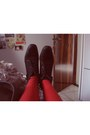 Arezzo-boots-absolut-sweater