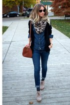 Leopard Meets Denim