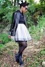 Black-urbanog-boots-light-pink-tulle-modcloth-dress-black-til-darling-jacket