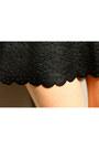 Black-pleather-club-monaco-skirt-black-boy-bag-chanel-bag