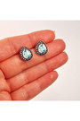 Aquamarine-plastic-ditty-drops-earrings