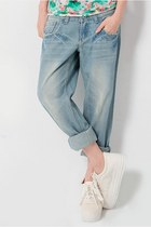 Destroyed Denim Boyfriend Jeans S-XL