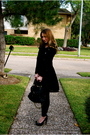 Black-marc-jacobs-coat-black-american-apparel-leggings-black-michael-kors-sh