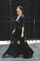 black Oasapcom dress - lovelysholesale glasses