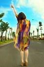 Purple-clutch-vivienne-westwood-bag-deep-purple-bodycon-skirt