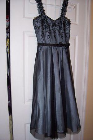 blue De Laru dress