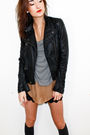 Black-bershka-jacket-silver-wilfred-shirt-zara-blouse-black-silence-noise-