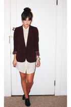 kent blazer TBabaton blazer - emily oxford Alexander Wang shoes