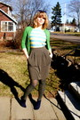 Navy-spring-boots-navy-faux-leather-le-chateau-jacket-army-green-joe-fresh-s