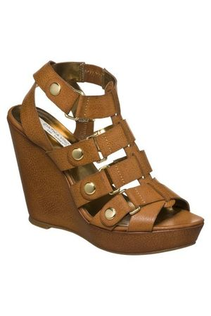 brown Cynthia Vincent for Target shoes