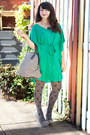 Chartreuse-modcloth-dress-heather-gray-modcloth-tights-ivory-modcloth-bag