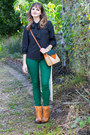 Tawny-modcloth-boots-dark-green-modcloth-jeans-beige-modcloth-bag