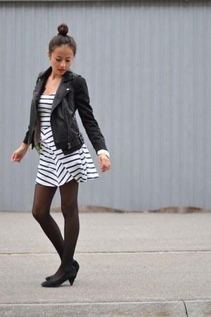 H&M dress - Topshop jacket