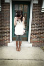 White-f21-dress-brown-bakers-boots