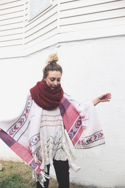 White-free-people-dress-red-nordstrom-cape