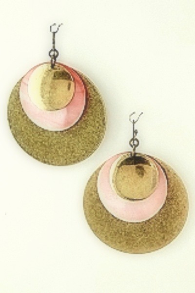 salmon My Alexas Store earrings