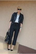 Marni at H&M pants - Zara jacket