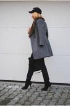 Giuseppe Zanotti coat - Michael Kors bag