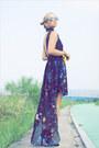 Jovonna-london-dress-miss-nabi-bag-ray-ban-sunglasses-forever-21-ring