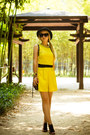 Black-rebecca-minkoff-bag-black-zerouv-sunglasses-yellow-wal-g-romper