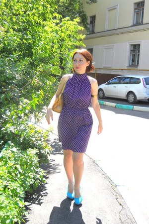 violet Self Made dress