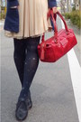 Navy-steve-madden-shoes-navy-tights-red-floral-print-scarf-red-katespade-b