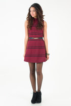 nectar clothing dress - nectar clothing wedges - nectar clothing belt