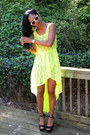 Neon-lace-forever-21-dress