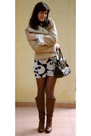 boots - Accessorize tights - Mudo accessories - Zara jacket
