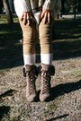 Cream-bag-light-brown-boots-camel-jacket-cream-jumper-cream-stockings